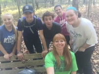 9th grade hiking trip